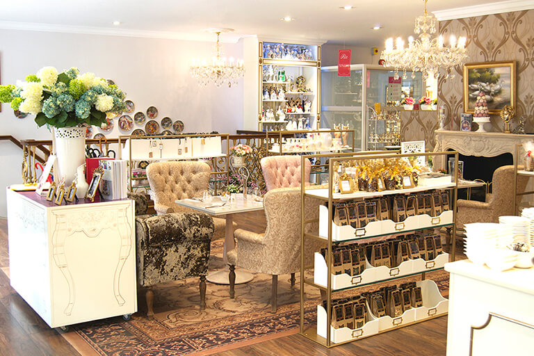 Madame Posh retail store Windsor by Shopworks