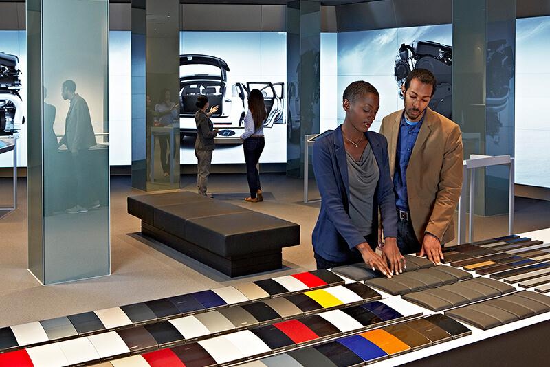 Audio city retail shopper research