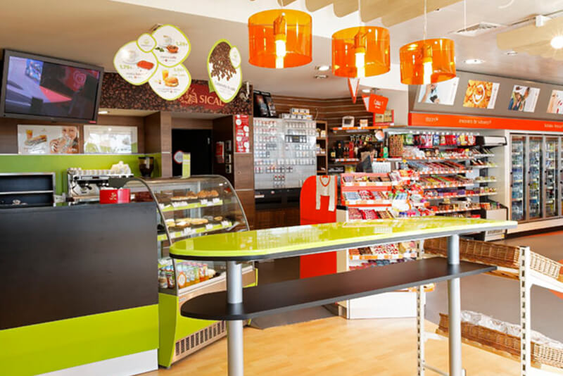 Galp forecourt retail design 5