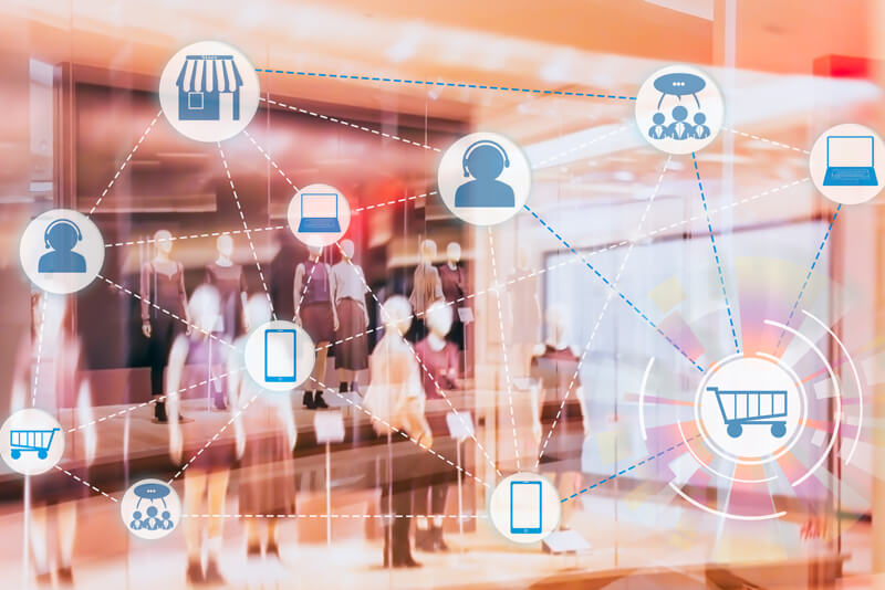 Making shops work in a multichannel world