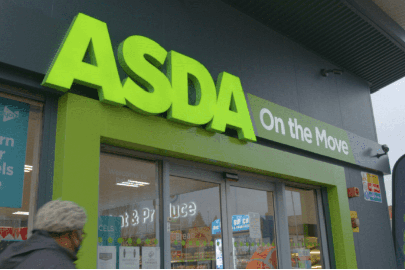 EG Asda on the move