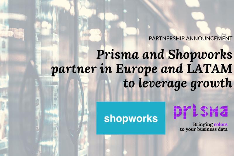 Shopworks Prisma Partnership Announcement